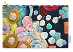 Geometric Abstract 3 Carry-all Pouch