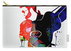 George Watercolor Carry-all Pouch