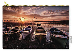 Carry-all Pouch featuring the photograph Get In Line by Okan YILMAZ