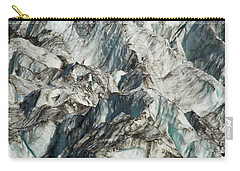 Glacier Ice 1 Carry-all Pouch