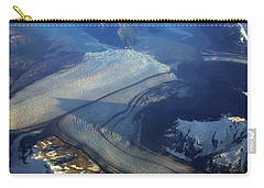 Glaciers Converge Carry-all Pouch