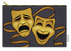 Live Theater Carry-All Pouches