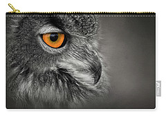 Golden Eye Carry-all Pouch