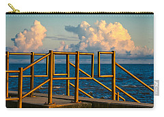 Golden Railings Carry-all Pouch