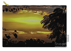 Golden Sunset On Strawberry Hill Carry-all Pouch