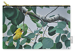 Goldfinch And Aspen Carry-all Pouch