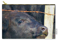 Carry-all Pouch featuring the photograph Good Morning by Rosanne Licciardi