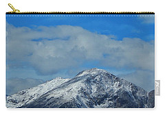 Carry-all Pouch featuring the photograph Gore Range Mountains by Lukas Miller