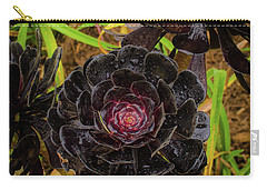Goth Succulent Carry-all Pouch