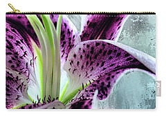 Grace Lily Carry-all Pouch