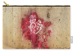 Grafitti Heart Carry-all Pouch