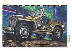 Grandpa Willie's Willys Jeep Carry-all Pouch