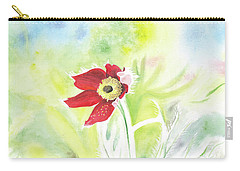Granny Flower 3 Carry-all Pouch