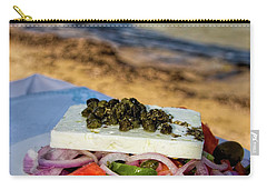 Outdoor Dining Photographs Carry-All Pouches