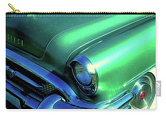 Green 1955 Buick Special Carry-all Pouch