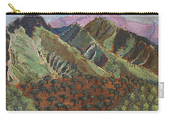 Green Canigou Carry-all Pouch