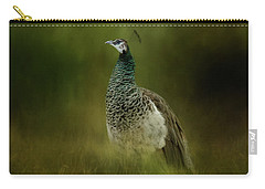Green Gem In The Meadow  Carry-all Pouch