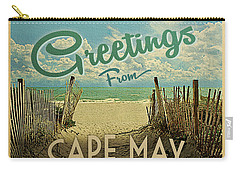 Designs Similar to Greetings From Cape May Beach