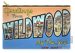 Wildwood Greetings - Version 4 Carry-all Pouch