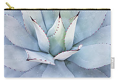 Carry-all Pouch featuring the photograph Grey Cactus by Top Wallpapers