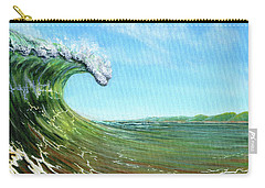 Gulf Of Mexico Surf Carry-all Pouch