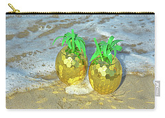 Carry-all Pouch featuring the photograph Hala Kahiki by Jamart Photography
