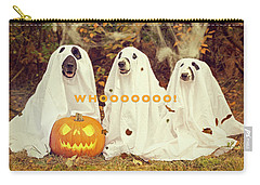 Halloween Hounds Carry-all Pouch