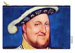 Happy Henry Carry-all Pouch