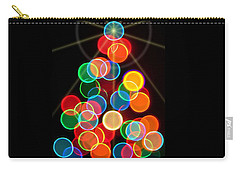 Happy Holidays - 2015-r Carry-all Pouch