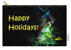 Happy Holidays - 2018-7 Carry-all Pouch