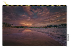 Harbour Sunset - St Ives Cornwall Carry-all Pouch