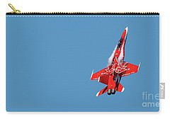 Carry-all Pouch featuring the photograph Hard Climb by Brad Allen Fine Art