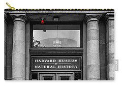 Harvard Museum Of Natural History Carry-all Pouch