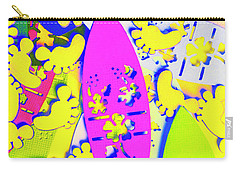 Neon Carry-all Pouches