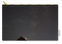 Haystack Night Under The Stars Carry-all Pouch