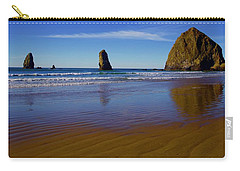 Haystack Rock Panoramic Carry-all Pouch