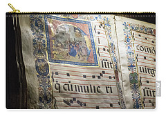Carry-all Pouch featuring the photograph Heavenly Music by Alex Lapidus