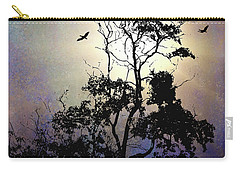 Herons At Dusk Carry-all Pouch