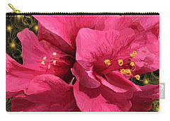 Hibiscus Pollen Carry-all Pouch