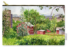 Hidden Farm Carry-all Pouch