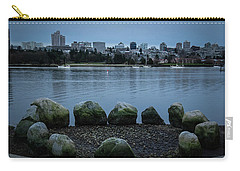 High And Low Tide Carry-all Pouch