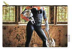 High Heeled Zombie Slayer Carry-all Pouch