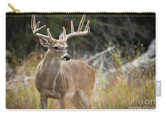 Hill Country Whitetail Carry-all Pouch