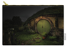 Hobbiton At Night #1 Carry-all Pouch