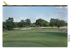 Hole #9 Carry-all Pouch