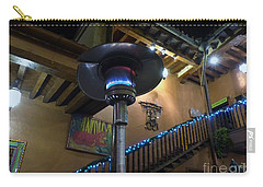 Carry-all Pouch featuring the photograph Holiday Dining In Patzcuaro by Rosanne Licciardi