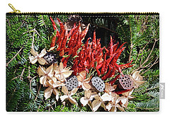 Holiday Peppers Carry-all Pouch