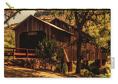 Honey Run Covered Bridge Carry-all Pouch