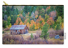 Hope Valley Cabin Carry-all Pouch