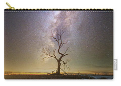 Carry-all Pouch featuring the photograph Hopeless He Stays  by Aaron J Groen